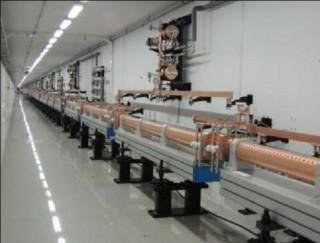 4세대 방사광가속기에서 전자를 가속하는 가속관의 모습. - 미래창조과학부 제공